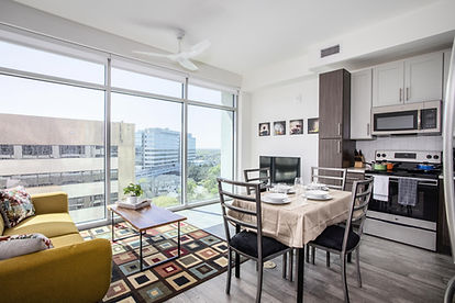 Furnished apartments rentals in Houston TX
