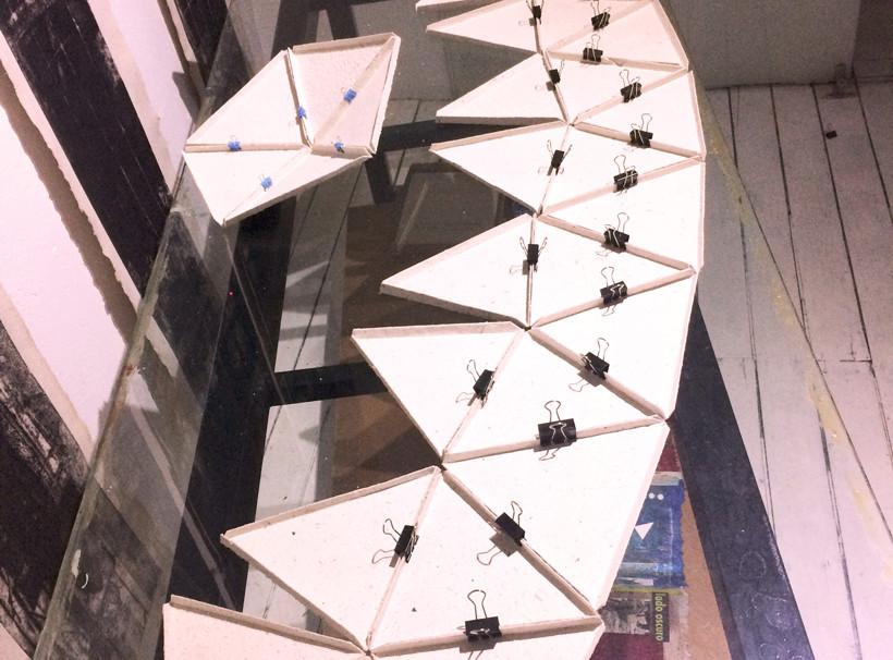 Maquetación modular | Proyecto Simbiontes © Micaela García 2020