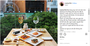 Instagram review from trakity1518