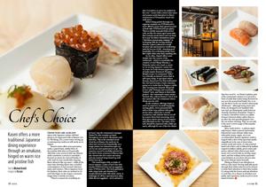 Kasen Omakase Sushi Oi Vietnam Review Saigon Ho Chi Minh Vietnam
