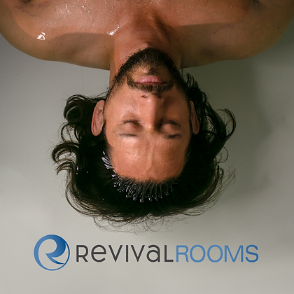 Floating at Revival Rooms
