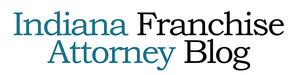 Indiana Franchise Attorney BLOG 2 Line W