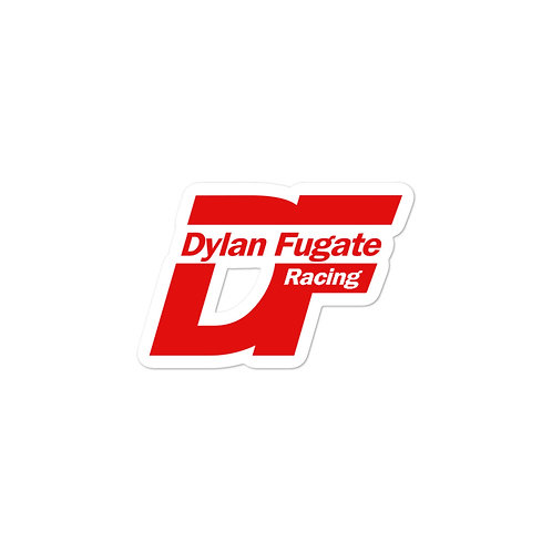 Dylan Fugate Bubble-free stickers