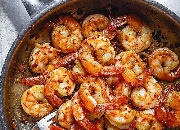 1LB. Cajun Shrimp