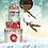 Thumbnail: Merry Christmas Card (Afro)
