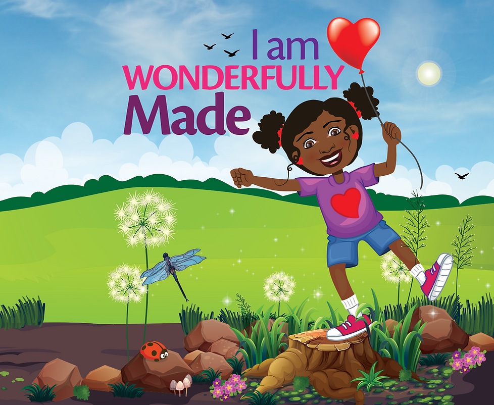 I am Wonderfully Made Book