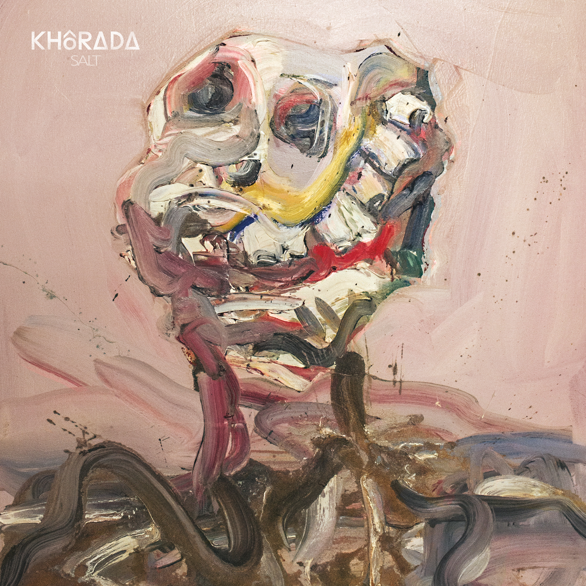 "KHôRADA ""SALT"" album cover"
