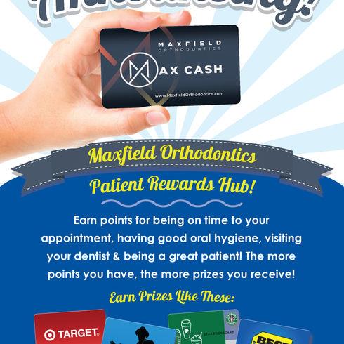 Maxfield Cash!