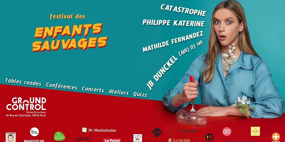 Festival Les Enfants Sauvages