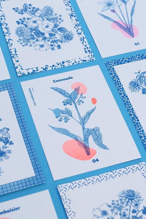 Carte postale by l'artiste Das Mädchen