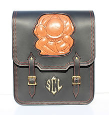 """Weeping Buddha"" Sissy Bar Bag"