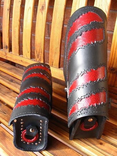Custom bags for Harley-Davidson Softail