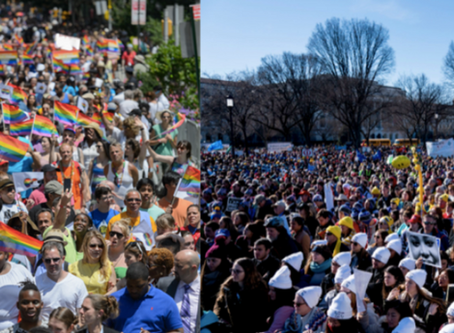 LGBT vs プロライフ