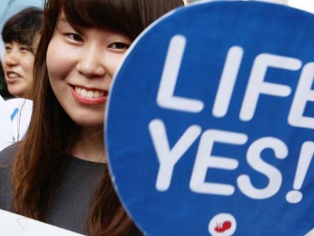 世界に「NO」と言える、                      世界に「LIFE YES !」と言える日本に。