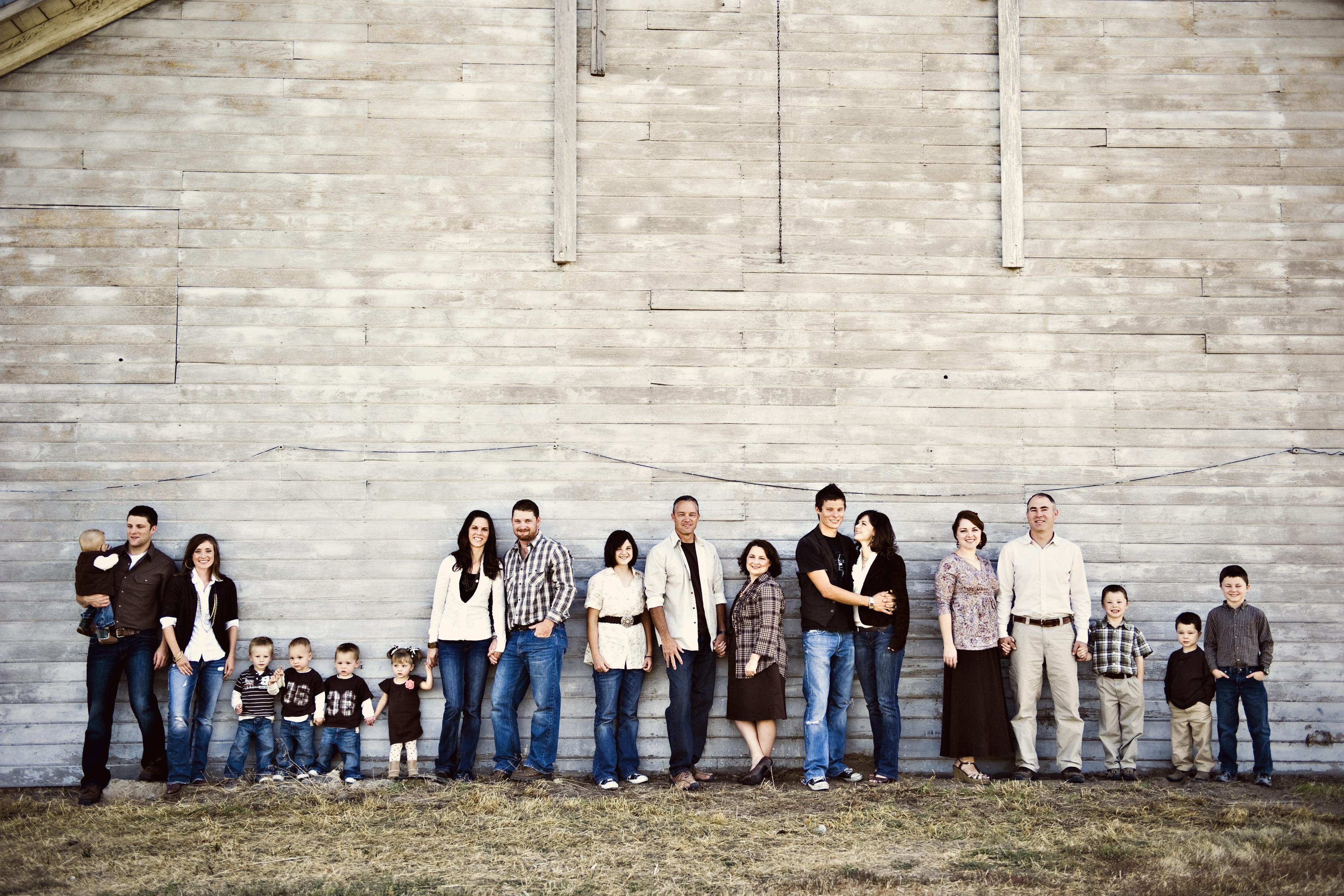 McKinney Family 2010