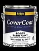 100% acrylic exterior paint