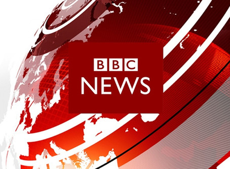 BBC News covers Collyweston Palace project