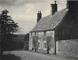 Collyweston 1950's Back Lane.jpg