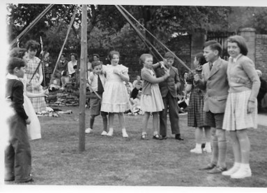 Collyweston School 1960's.jpg