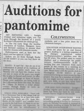 Stamford Mercury 2nd Dec 2005.jpg