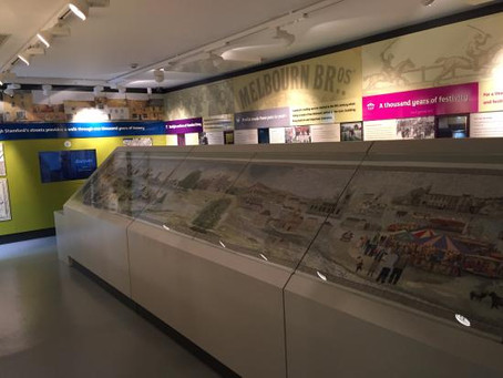 Save Stamford Museum