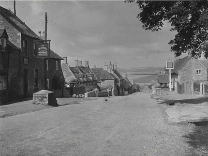 1950's High Street Collyweston.jpg