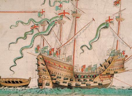 Mary Rose Talk confirmed for June