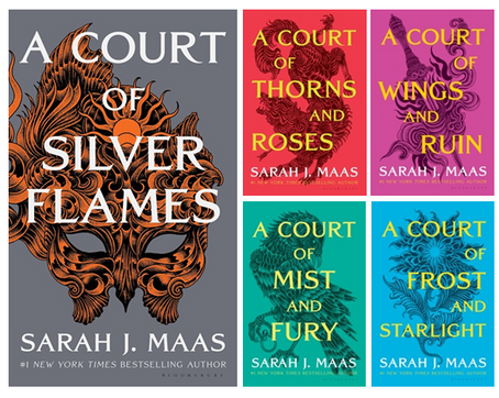 Book Review: A Court of Thorns and Roses Series