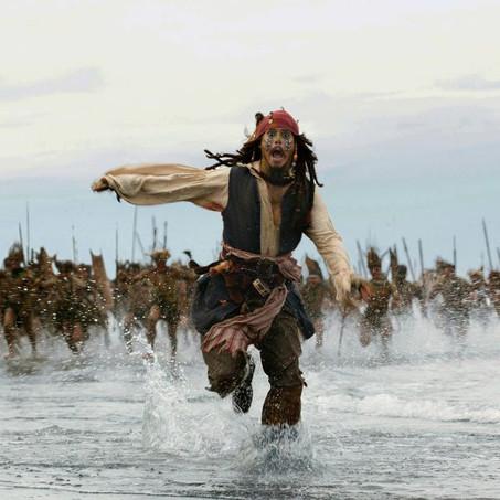 Fiction - Pirates