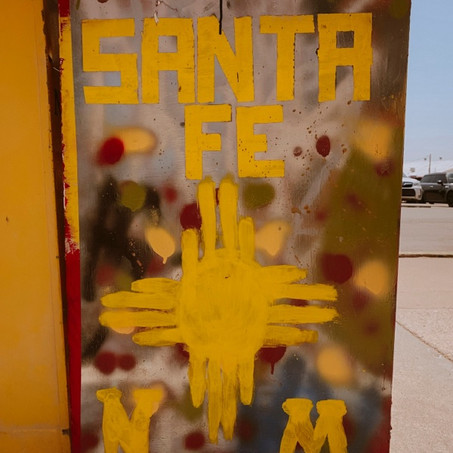 Santa Fe Day 2