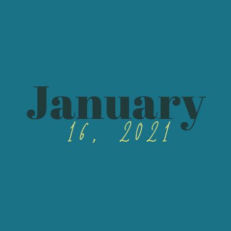 January 16, 2021