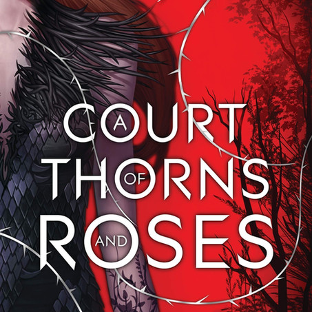 Book Review: A Court of Thorns and Roses, Book 1 of the A Court of Thorns and Roses Series
