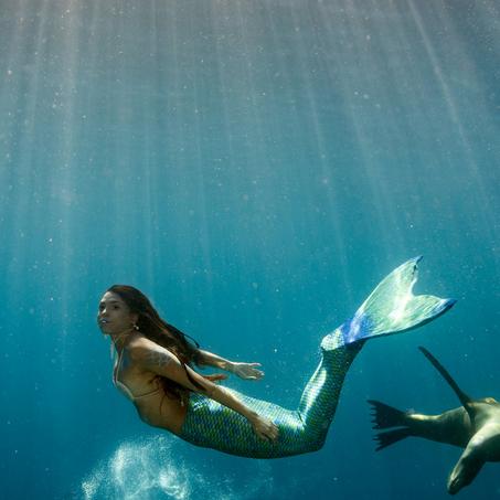 Fiction - Mermaids