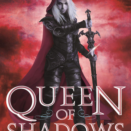 Book Review: Queen of Shadows, Book 4 of the Throne of Glass Series