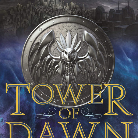 Book Review: Tower of Dawn, Book 6 of the Throne of Glass Series