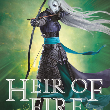 Book Review: Heir of Fire, Book 3 of the Throne of Glass Series