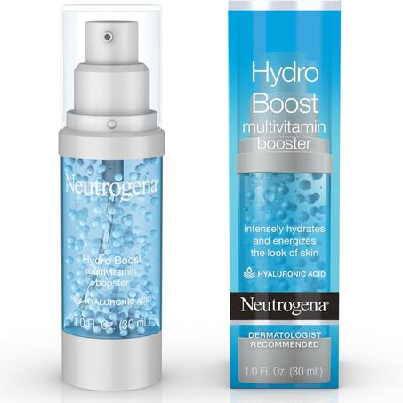 Neutrogena Hydro Boost Multivitamin Booster Face Serum
