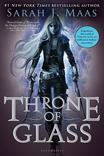 Throne of Glass, young adult fiction