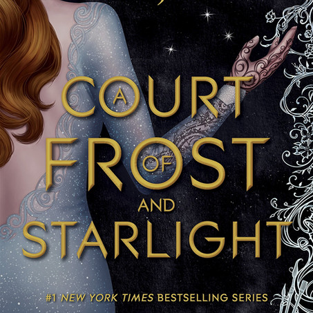 Book Review: A Court of Frost and Starlight, A Court of Thorns and Roses Series Novella