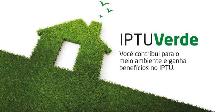 'IPTU Verde' é lançado e dá desconto de até 10% para práticas sustentáveis