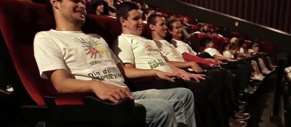 CineMagine proporciona aos deficientes visuais uma nova experiência sensorial no cinema