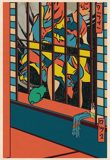 Homage to Hiroshige
