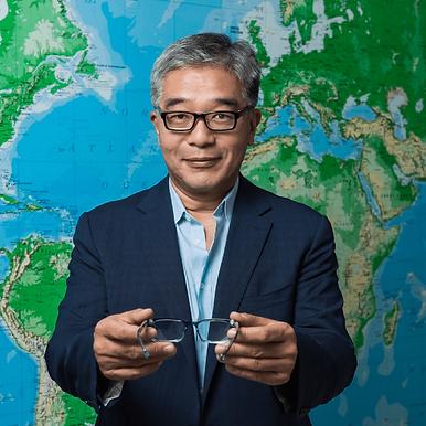 James Chen: Inspirational Talk