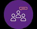 Participación de las comunidades y discusiones programáticas