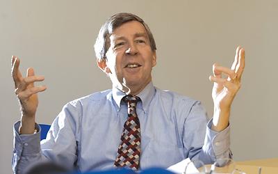 Entrevista con Doug Miller, presidente y fundador de IVPC, presidente fundador de EVPA y AVPN