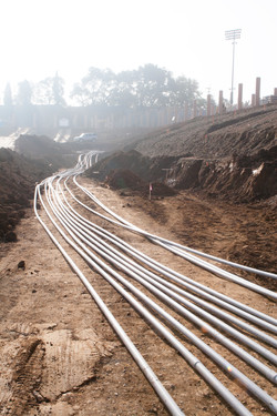 Underground Electric Cables