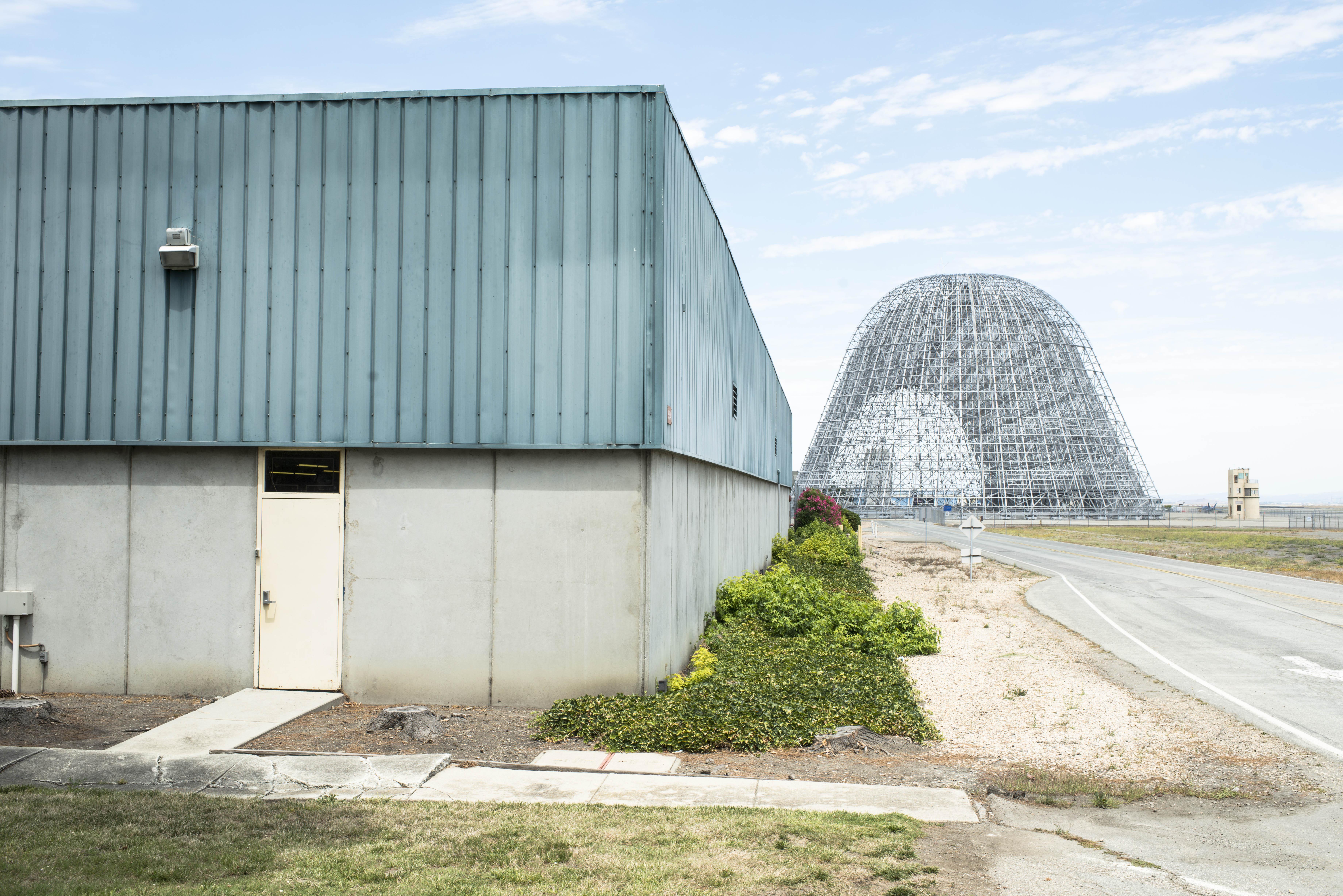 NASA Ames Buildings, Mt View, CA