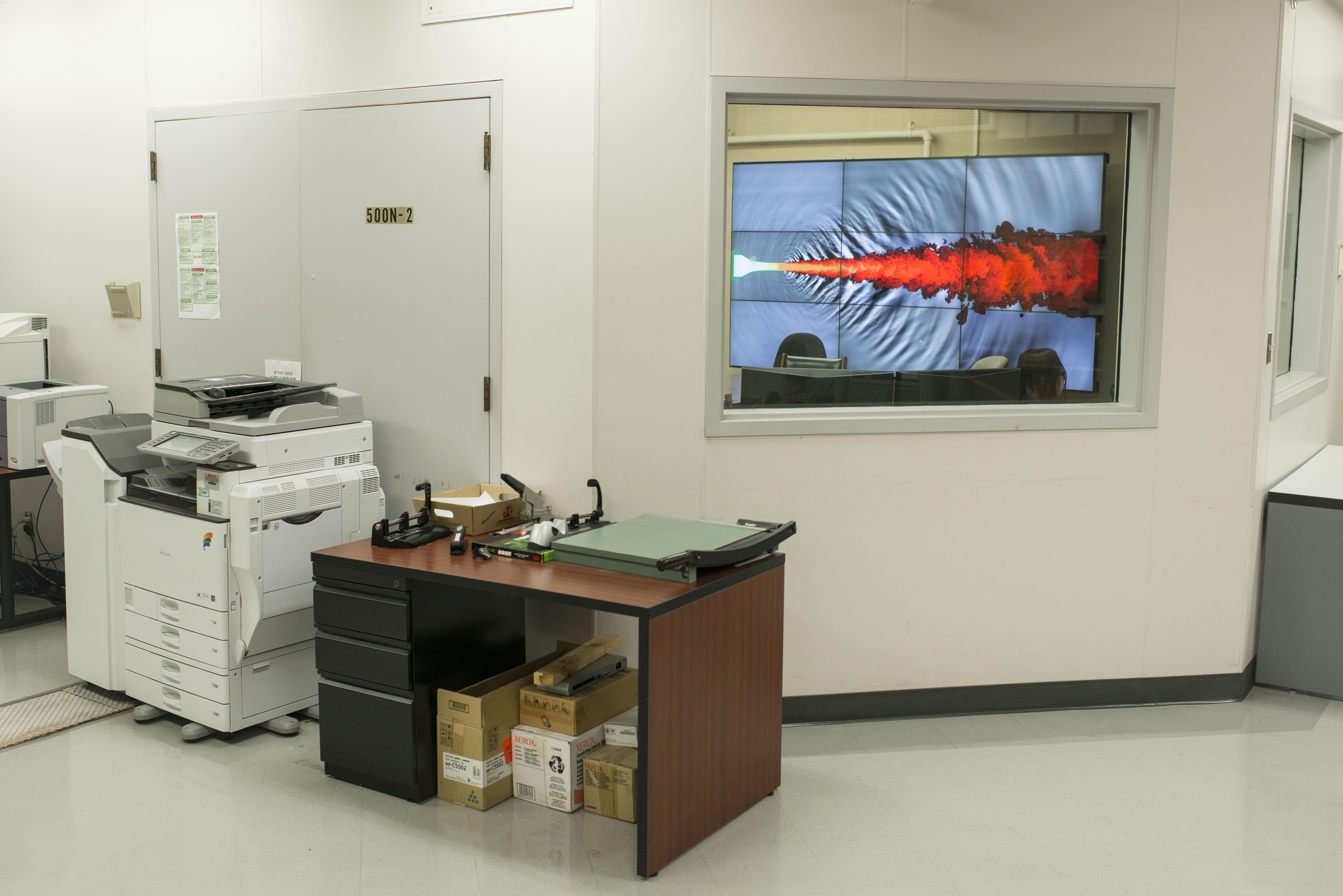 Fredrick Terman Labs, Stanford, CA