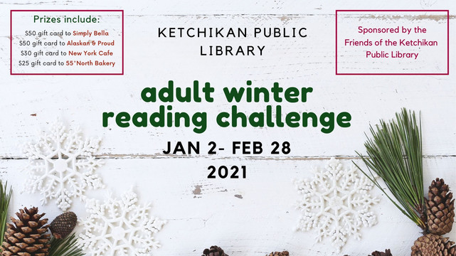 Web banner adult winter reading challeng