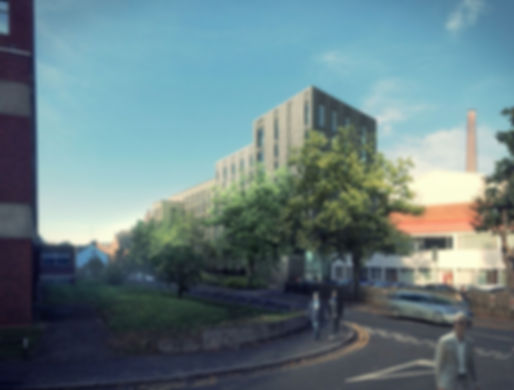 Primus Edge, Student Property in Leicester